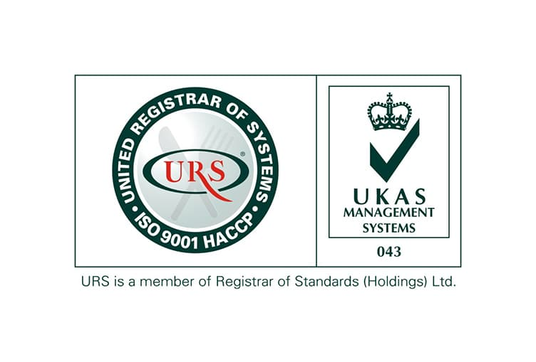 ISO 9001 & HACCP Certification : Taste Master