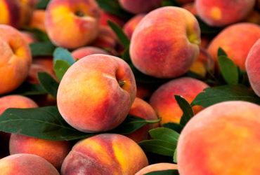 exotic fruit -peaches